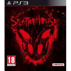 PS3 SPLATTERHOUSE - Jeux PS3 au prix de 14,95€