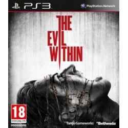 PS3 THE EVIL WITHIN - Jeux PS3 au prix de 9,95€