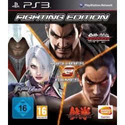 PS3 FIGHTING EDITION - Jeux PS3 au prix de 14,95€