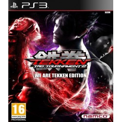 PS3 TEKKEN TAG TOURNAMENT 2 WE ARE TEKKEN EDI - Jeux PS3 au prix de 19,95€