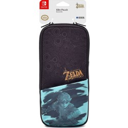 SACOCHE ZELDA SLIM POUCH NOIR - Accessoires Switch au prix de 14,95€