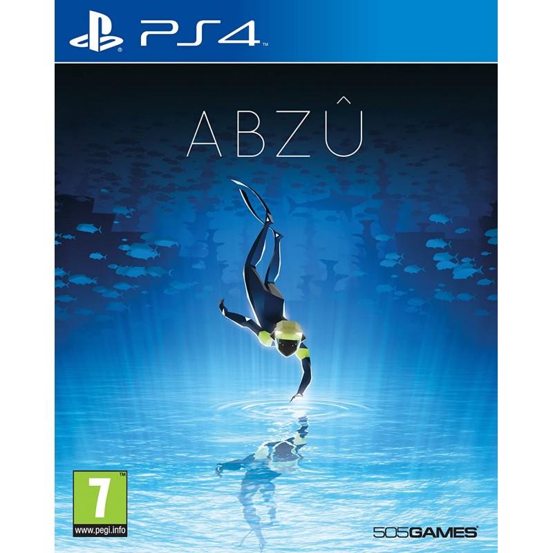 PS4 ABZU - Jeux PS4 au prix de 19,95€