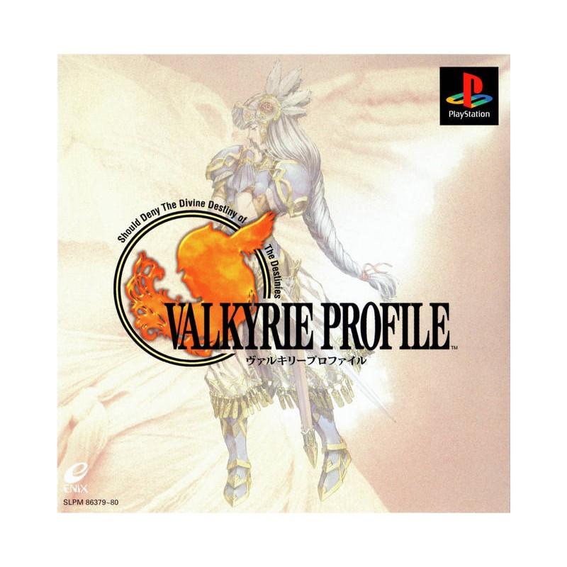 PSX VALKYRIE PROFILE - Jeux PS1 au prix de 69,95€