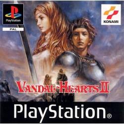 PSX VANDAL HEARTS 2 - Jeux PS1 au prix de 49,95€