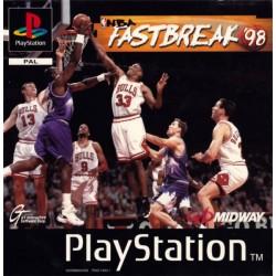 PSX NBA FASTBREAK 98 - Jeux PS1 au prix de 3,95€