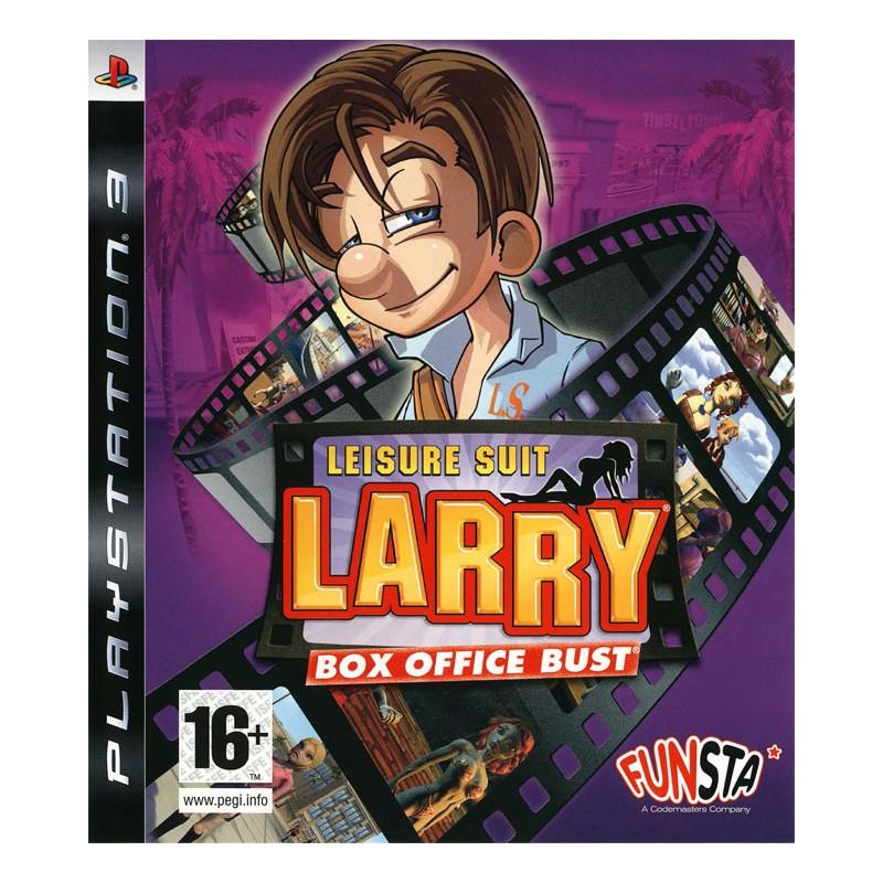 PS3 LEISURE SUIT LARRY - Jeux PS3 au prix de 6,95€