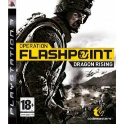PS3 OPERATION FLASHPOINT DRAGON RISING - Jeux PS3 au prix de 14,95€