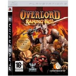 PS3 OVERLORD RAISING HELL - Jeux PS3 au prix de 9,95€