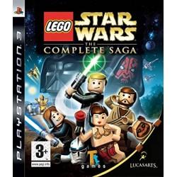 PS3 LEGO STAR WARS LA SAGA COMPLETE UK - Jeux PS3 au prix de 19,95€