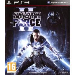 PS3 STAR WARS POUVOIR 2 - Jeux PS3 au prix de 9,95€