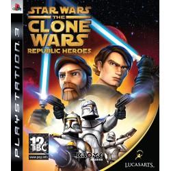 PS3 STAR WARS CLONE WARS - Jeux PS3 au prix de 14,95€
