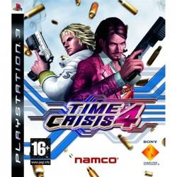PS3 TIME CRISIS 4 - Jeux PS3 au prix de 10,95€