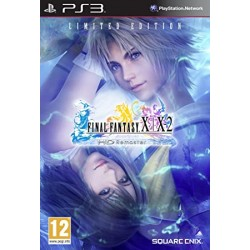 PS3 FINAL FANTASY X X2 HD REMASTER - Jeux PS3 au prix de 9,95€