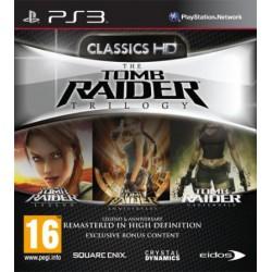 PS3 TOMB RAIDER TRILOGY HD - Jeux PS3 au prix de 14,95€