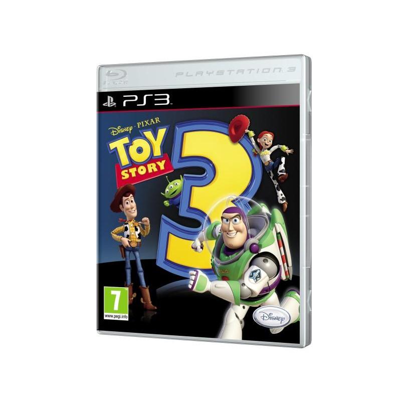PS3 TOY STORY 3 - Jeux PS3 au prix de 12,95€