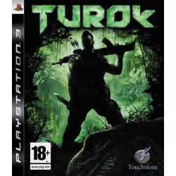 PS3 TUROK - Jeux PS3 au prix de 5,95€