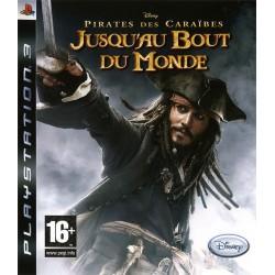 PS3 PIRATES DES CARAIBES 3 - Jeux PS3 au prix de 6,95€