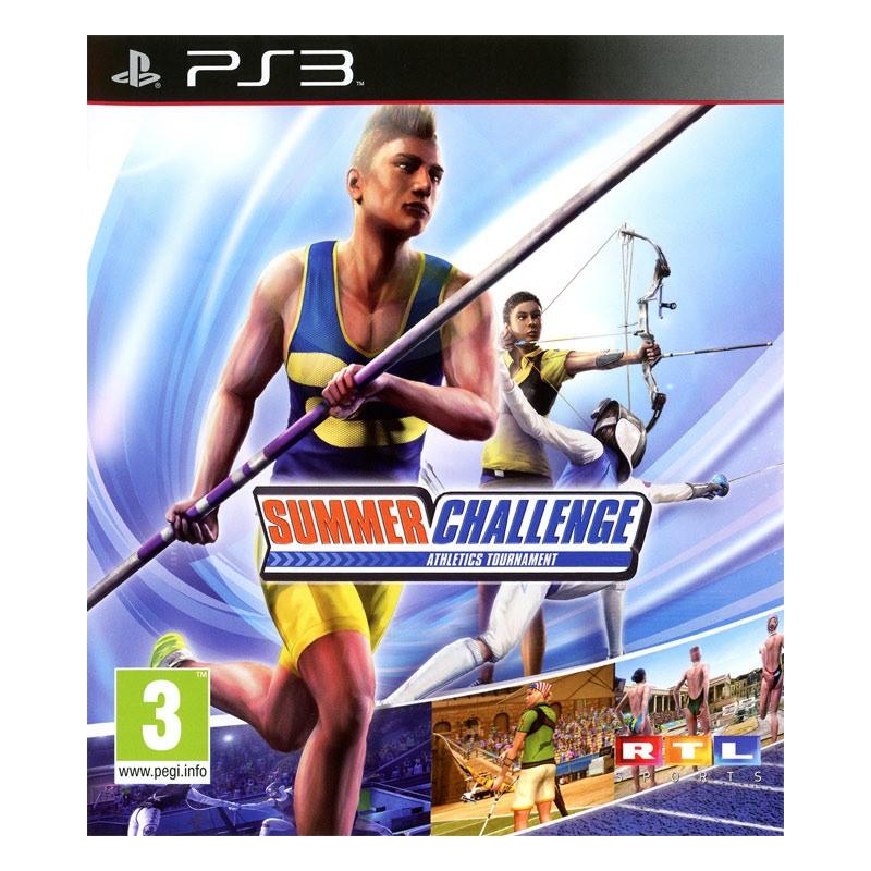 PS3 SUMMER CHALLENGE ATHLETICS TOURNAMENT - Jeux PS3 au prix de 9,95€