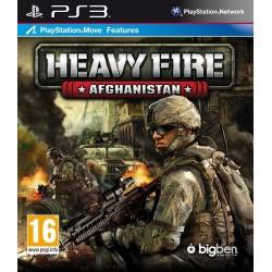 PS3 HEAVY FIRE - Jeux PS3 au prix de 11,95€