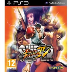 PS3 SUPER STREET FIGTER 4 UK - Jeux PS3 au prix de 9,95€