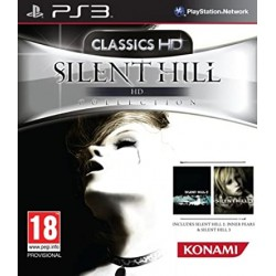 PS3 SILENT HILL HD COLLECTION - Jeux PS3 au prix de 19,95 €