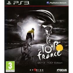 PS3 LE TOUR DE FRANCE 2013 - Jeux PS3 au prix de 9,95€