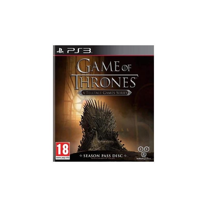 PS3 GAME OF THRONES - Jeux PS3 au prix de 17,95€