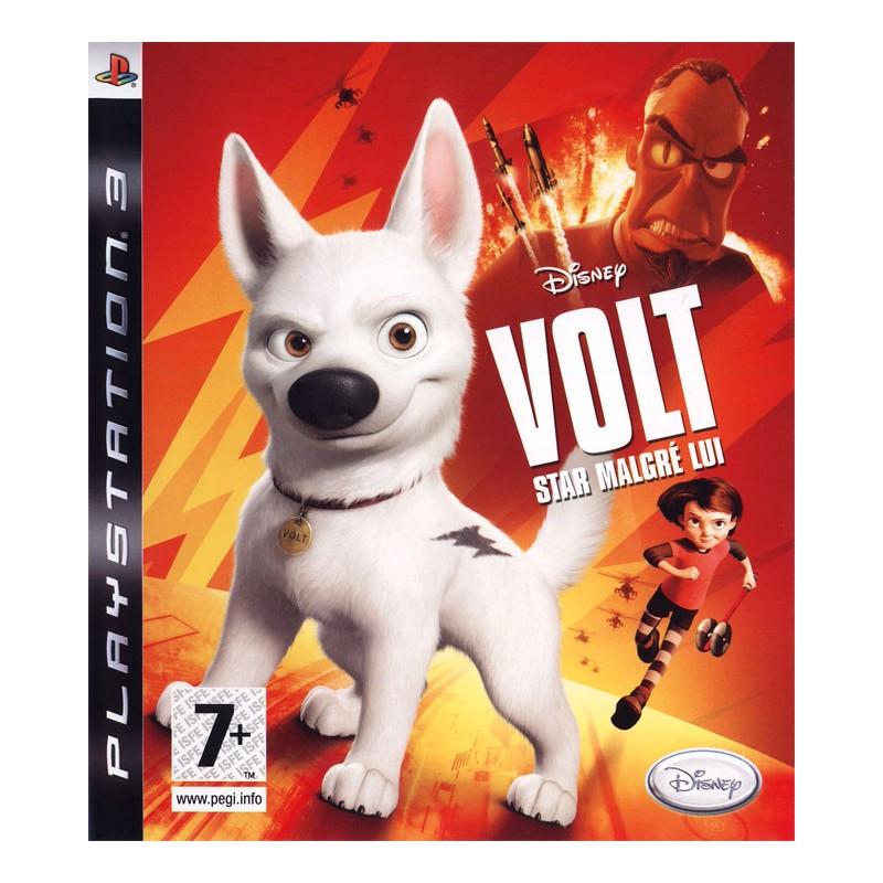 PS3 VOLT - Jeux PS3 au prix de 7,95€