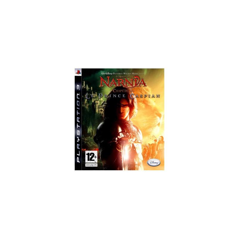 PS3 NARNIA 2 - Jeux PS3 au prix de 6,95€
