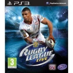 PS3 RUGBY LEAVE LIVE - Jeux PS3 au prix de 24,95€