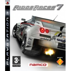 PS3 RIDGE RACER 7 - Jeux PS3 au prix de 6,95€