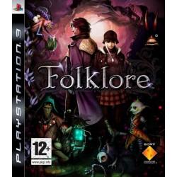 PS3 FOLKLORE - Jeux PS3 au prix de 24,95€
