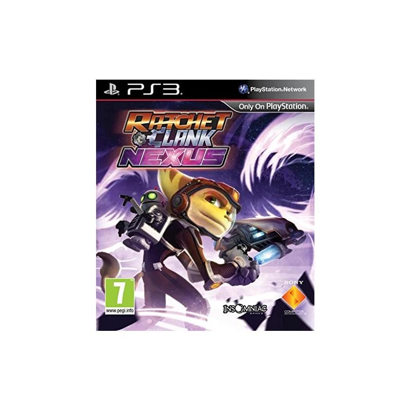 PS3 RATCHET ET CLANK NEXUS - Jeux PS3 au prix de 14,95€