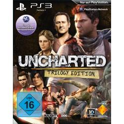 PS3 UNCHARTED EDITION TRILOGIE - Jeux PS3 au prix de 14,95€