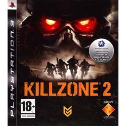 PS3 KILLZONE 2 COLLECTOR - Jeux PS3 au prix de 6,95€
