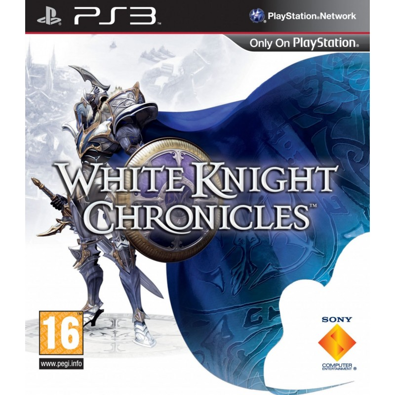 PS3 WHITE KNIGHT CHRONICLES - Jeux PS3 au prix de 9,95 €