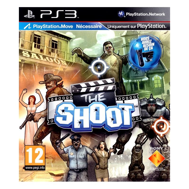 PS3 THE SHOOT - Jeux PS3 au prix de 9,95€