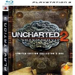 PS3 UNCHARTED 2 AMONG THIEVES COLL - Jeux PS3 au prix de 14,95€