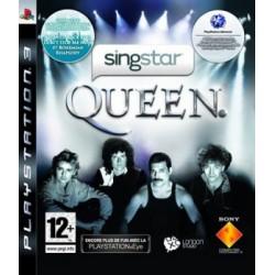 PS3 SINGSTAR QUEEN - Jeux PS3 au prix de 14,95€
