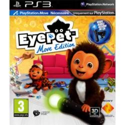 PS3 EYEPET MOVE EDITION - Jeux PS3 au prix de 6,95€