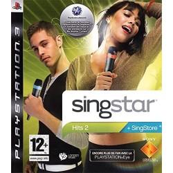 PS3 SINGSTAR HITS 2 - Jeux PS3 au prix de 6,95€
