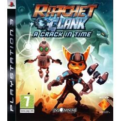 PS3 RATCHET ET CLANK CRACK TIME - Jeux PS3 au prix de 12,95€