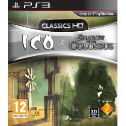 PS3 ICO ET SHADOW OF COLOSSUS HD - Jeux PS3 au prix de 19,95€