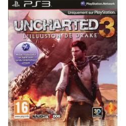 PS3 UNCHARTED 3 COLL - Jeux PS3 au prix de 9,95€