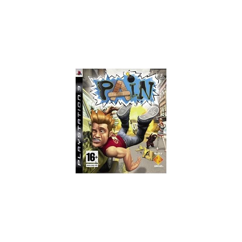 PS3 PAIN - Jeux PS3 au prix de 9,95€