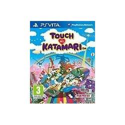 PSV TOUCH MY KATAMARI - Jeux PS Vita au prix de 12,95€
