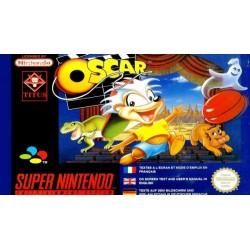 SN OSCAR - Jeux Super NES au prix de 49,95€