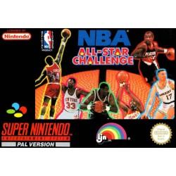 SN NBA ALL STAR CHALLENGE - Jeux Super NES au prix de 9,95€