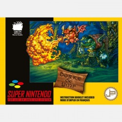 SN DORKE & YMP (NEUF) - Jeux Super NES au prix de 49,95€