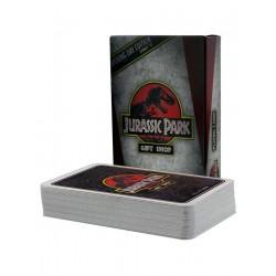 JEU DE CARTES JURASSIC PARK - Cartes à collectionner ou jouer au prix de 7,95€